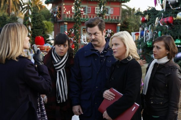 Parks And Rec Christmas Episodes.All Episodes Tis The Podcast